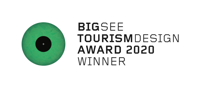 'TOURISM DESIGN AWARD 2020'  the winner is:  Baita Pié Tofana!!!