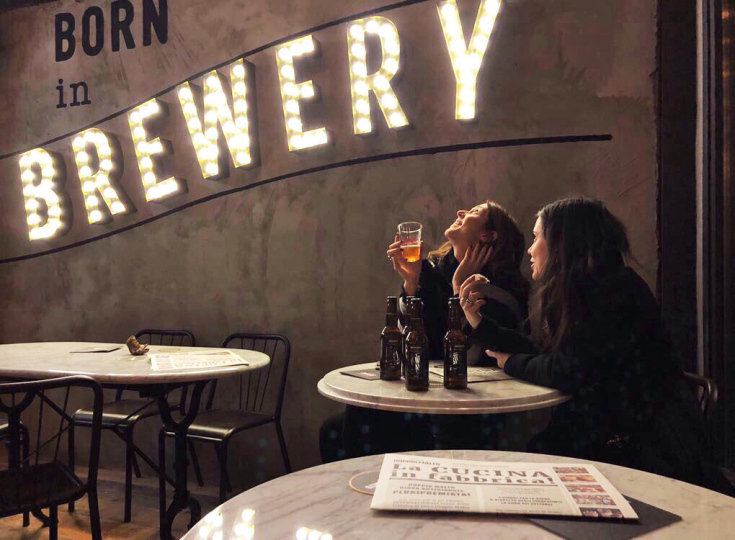 'Doppio Malto  Brew Restaurant'
